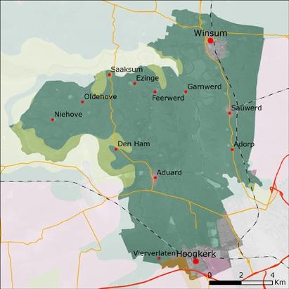 kaart nederland belangrijke snelwegen